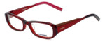 Converse Designer Eyeglasses Composition in Red 50mm :: Custom Left & Right Lens