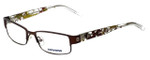 Converse Designer Eyeglasses Infrared in Brown 51mm :: Custom Left & Right Lens