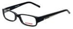 Converse Designer Eyeglasses At The Wheel in Black 47mm :: Rx Single Vision