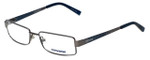 Converse Designer Eyeglasses Far Off in Silver 53mm :: Rx Single Vision
