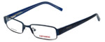 Converse Designer Eyeglasses Let Me Try in Navy 47mm :: Rx Single Vision