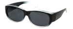 Calabria Fitover Sunglasses with Polarized Lenses 7667PL