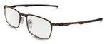 Oakley Designer Eyeglasses Conductor OX3186-0452 in Toast 52mm :: Custom Left & Right Lens