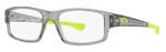 Oakley Designer Eyeglasses Traildrop OX8104-0452 in Grey Shadow 52mm :: Custom Left & Right Lens