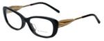 Burberry Designer Eyeglasses BE2203F-3001 in Black 54mm :: Progressive