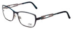 Cazal Designer Eyeglasses 4202-001 in Amethyst 55mm :: Custom Left & Right Lens