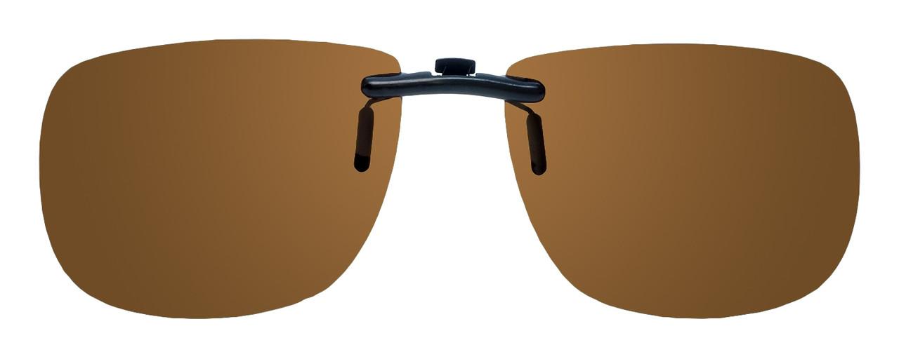 f78349839c03 Montana Eyewear Clip-On Sunglasses C2B in Polarized Amber 54mm ...