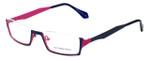 Eyefunc Designer Eyeglasses 530-90 in Blue & Pink 50mm :: Rx Single Vision