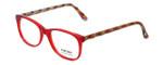 Eyefunc Designer Eyeglasses 8072-07 in Red & Multi 49mm :: Rx Single Vision