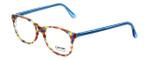 Eyefunc Designer Eyeglasses 8072-90B in Multi Blue 49mm :: Rx Single Vision