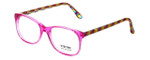 Eyefunc Designer Eyeglasses 8072-36 in Pink & Multi 49mm :: Progressive