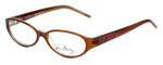 Vera Bradley Designer Eyeglasses 3022-FP in Floral Pink 52mm :: Custom Left & Right Lens