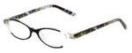 Vera Bradley Designer Eyeglasses Suzanne-CMS in Cocoa Moss 49mm :: Rx Bi-Focal