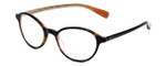 Paul Smith Designer Eyeglasses PS420-OABL in Tortoise-Peach 46mm :: Custom Left & Right Lens