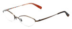 Paul Smith Designer Eyeglasses PS1003-MC in Bronze 51mm :: Rx Single Vision