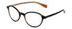 Paul Smith Designer Eyeglasses PS420-OABL in Tortoise-Peach 46mm :: Rx Bi-Focal