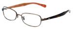 Paul Smith Designer Reading Glasses PS1008-MCOABL in Demi Copper 51mm