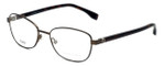 Fendi Designer Eyeglasses FF0012-7SR in Matte Brown Havana 53mm :: Custom Left & Right Lens