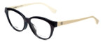 Fendi Designer Eyeglasses FF0044F-MGX in Burgundy Cream 53mm :: Rx Single Vision
