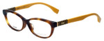 Fendi Designer Eyeglasses FF0072F-7TA in Havana 53mm :: Rx Single Vision