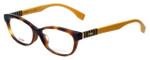 Fendi Designer Eyeglasses FF0072F-7TA in Havana 53mm :: Progressive
