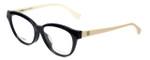 Fendi Designer Eyeglasses FF0044F-MGX in Burgundy Cream 53mm :: Rx Bi-Focal