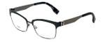 Fendi Designer Eyeglasses FF0052-MNS in Dark Ruthenium 53mm :: Rx Bi-Focal