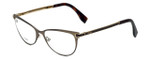 Fendi Designer Reading Glasses FF0024-7WG in Brown 53mm