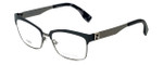 Fendi Designer Reading Glasses FF0052-MNS in Dark Ruthenium 53mm