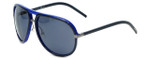 Christian Dior Designer Sunglasses Black-Tie-M4J in Black-Blue 61mm
