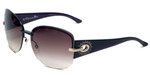 Christian Dior Designer Sunglasses Precieusef-KGH in Black 64mm