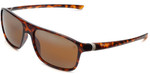 TAG Heuer Designer Sunglasses TH6041-211 in Tortoise & Amber