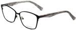 Vera Wang Designer Eyeglasses V344 in Black 53mm :: Rx Single Vision