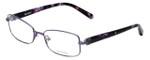 Vera Wang Designer Eyeglasses V336 in Lilac 52mm :: Progressive