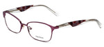Vera Wang Designer Eyeglasses V349 in Raspberry 53mm :: Progressive