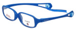 Cruiser Kids Designer Eyeglasses 2889 in Matte-Blue 43mm :: Progressive