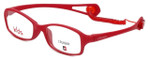 Cruiser Kids Designer Eyeglasses 2895 in Matte-Red 43mm :: Progressive