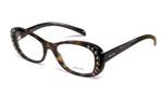 Prada Designer Eyeglasses VPR21R in Tortoise 51mm :: Custom Left & Right Lens