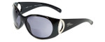 Harley-Davidson Bi-Focal Reading Sunglasses HDS4000 in Black / Grey