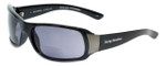 Harley-Davidson Bi-Focal Reading Sunglasses HDS4001 in Black with Grey Lens