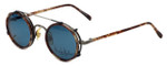 Nicole Miller Designer Clip-On Eyeglasses 1434 in Antique Pewter 45mm :: Rx Single Vision