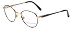 Ralph Lauren Polo Designer Eyeglasses Classic Collection 170 in Black-Gold 45mm :: Rx Single Vision