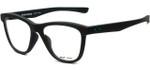 Oakley Designer Eyeglasses Grounded OX8070-0853 in Satin Pavement 53mm :: Custom Left & Right Lens