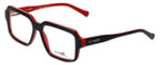 Arnette Designer Eyeglasses Bitrate AN7084-1162 in Black 53mm :: Rx Single Vision