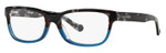 Arnette Designer Eyeglasses Drum Machine AN7091-1169 in Havana-Blue 53mm :: Progressive