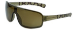 Porsche Designer Sunglasses P8528-C in Taupe with Brown Lens