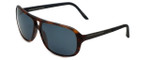 Porsche Designer Sunglasses P8557-C in Matte-Tortoise with Grey Lens