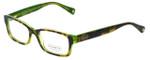 Coach Designer Eyeglasses Brooklyn HC6040-5117 in Tortoise Green 50mm :: Custom Left & Right Lens