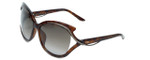 Christian Dior Designer Sunglasses Audacieuse2 9OJ in Havana with Brown Gradient Lens