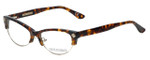 Corinne McCormack Designer Reading Glasses Monroe in Tortoise 53mm